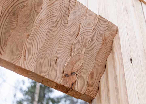 Aalto Haitek_patented wave layered timber