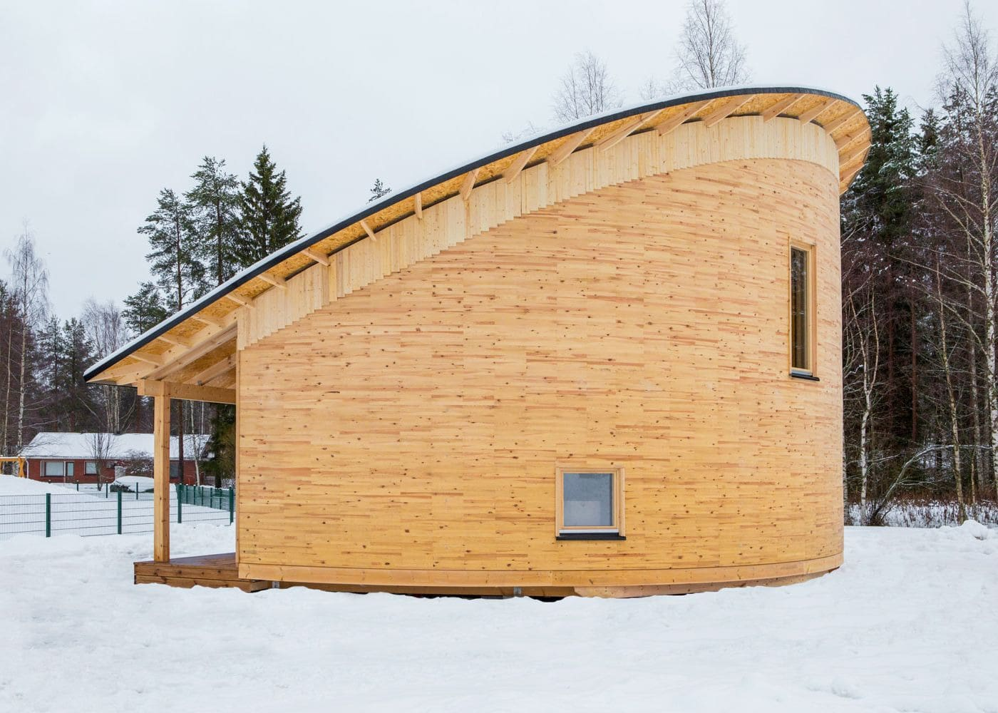 AaltoHaitek_Aalto Wood_paivakoti Toholampi_Ateljee Kuvastin
