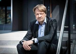Eurooppapatenttiasiamies Ari Parta - Kolster