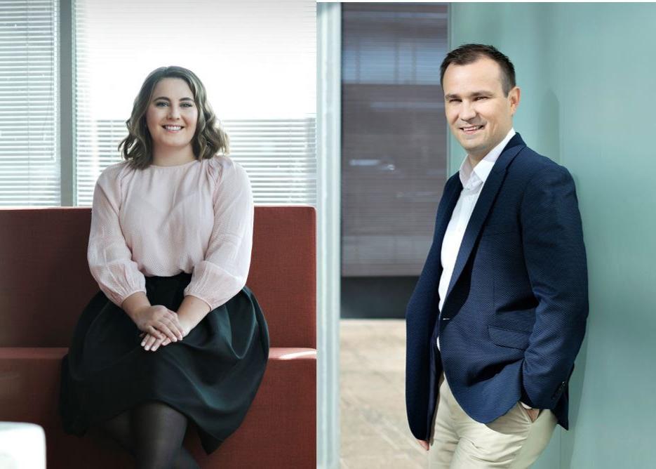 IPR-lakimiehet Maria Ojala ja Jani Kaulo_Kolster