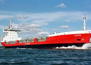 Langh Ship ms Laura