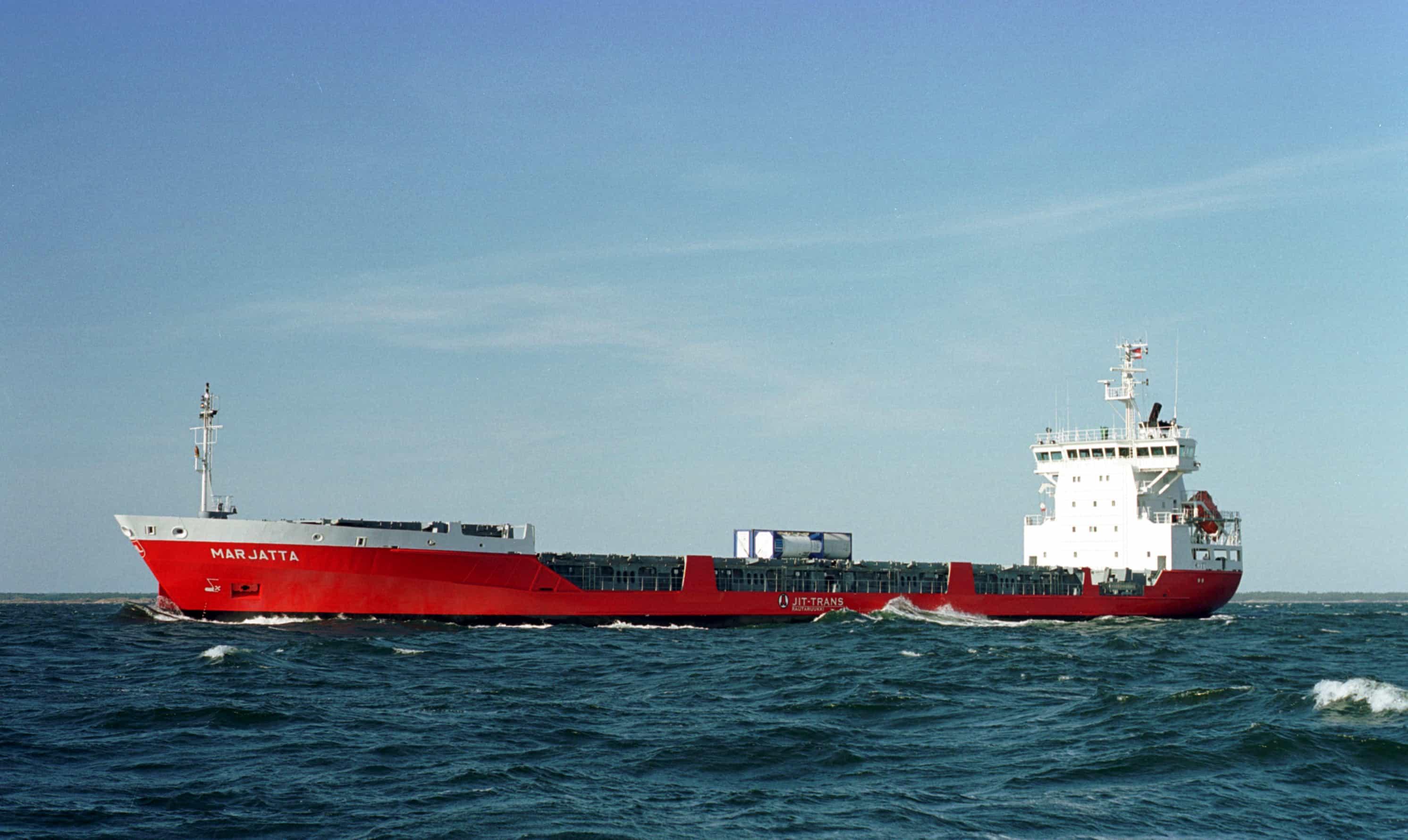 Langh Ship ms Marjatta
