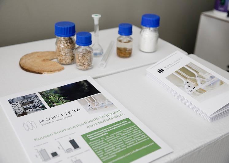 Montisera_Kuusen kuumavesiuutteesta helpotusta alavirtatieoireisiin