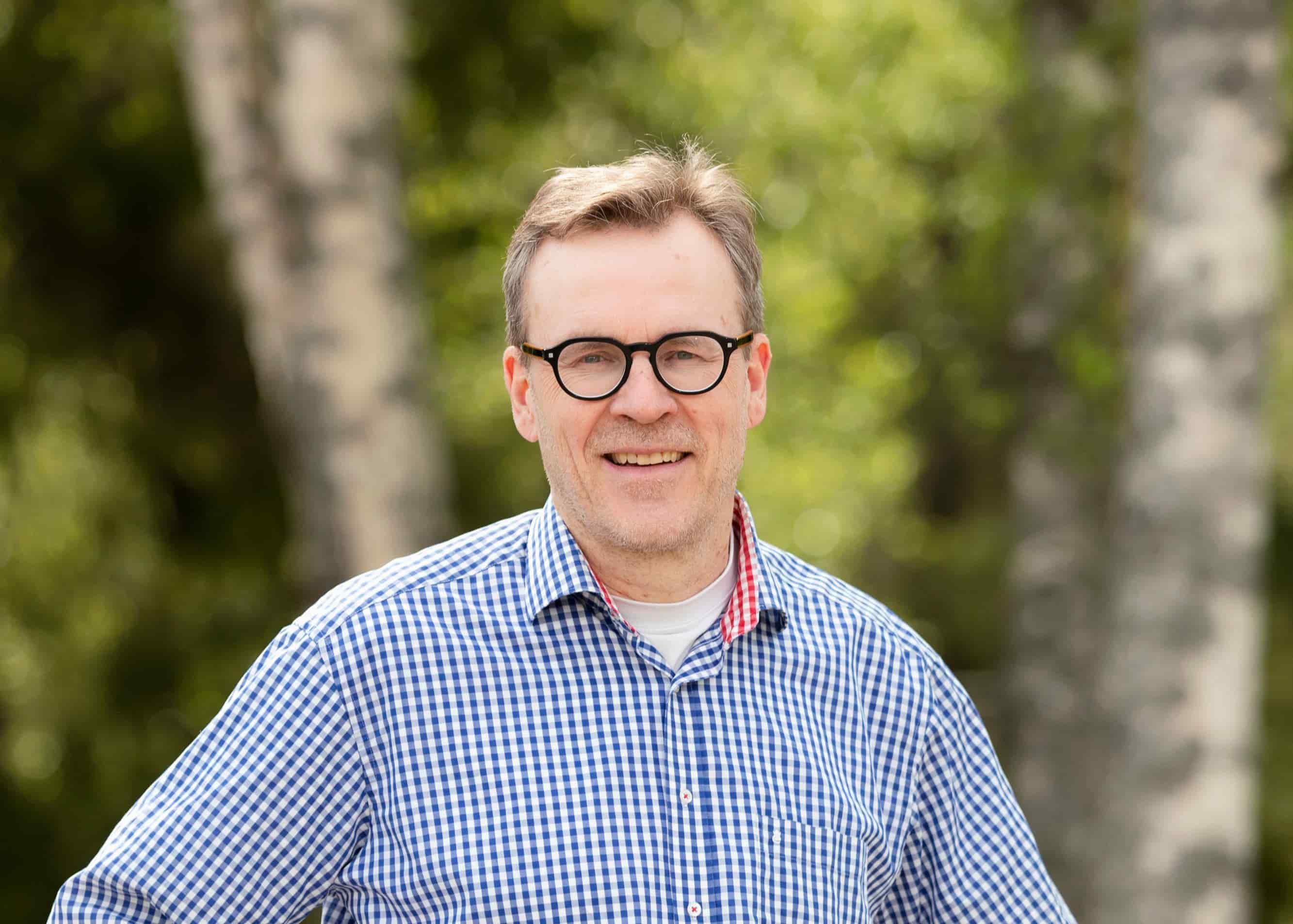 Pekka Räsänen - Oulun yliopisto