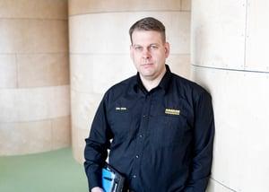 Kalle Einola, Manager, Technology, Product Safety & IPR, Ponsse