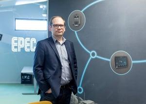 Patent Engineer Teppo Fält, Ponsse