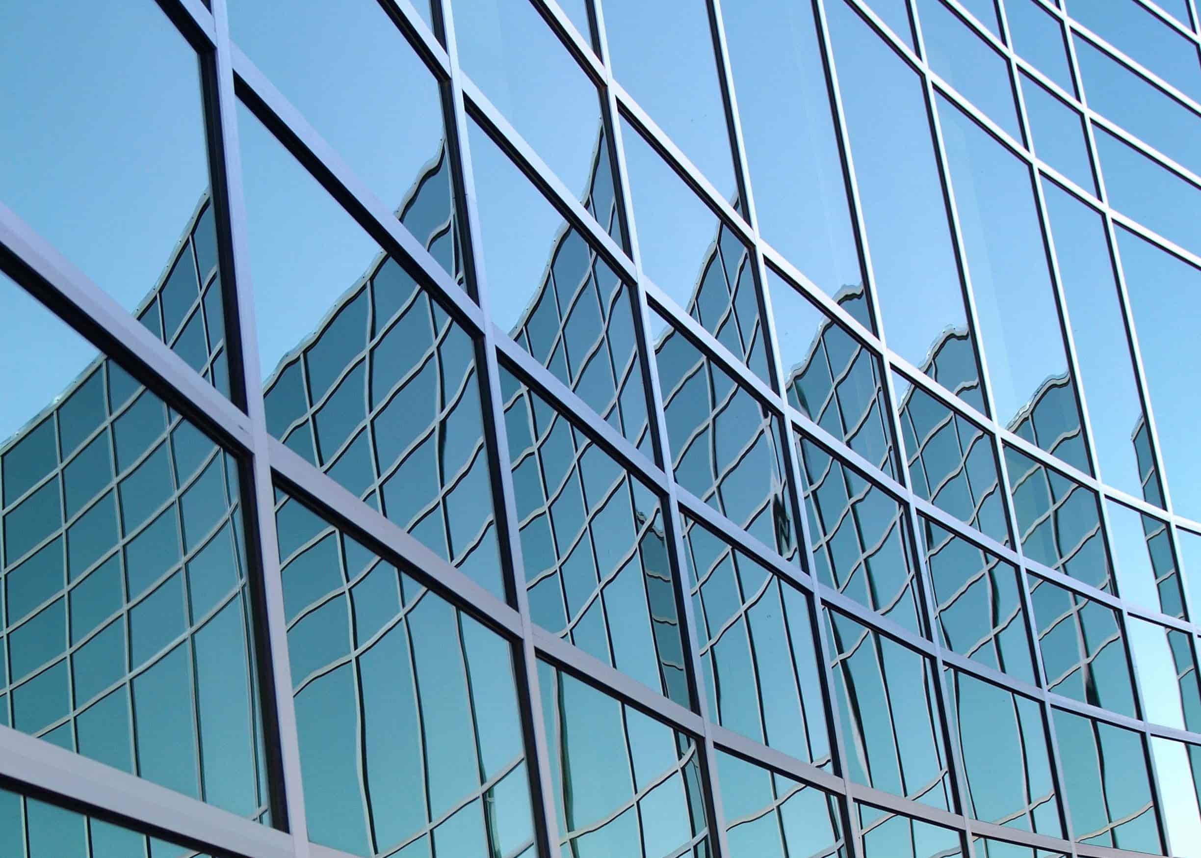 TaiFin Glass_patented technology_architectural glass