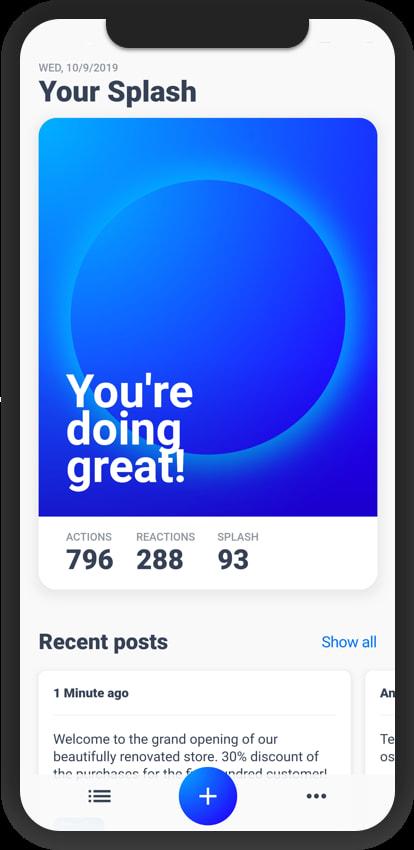 Hookle App for social media management for small businesses