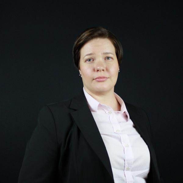 Eurooppapatenttiasiamies Kati Leinonen