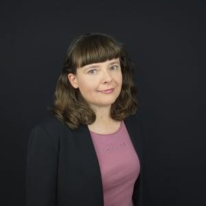 Eurooppapatenttiasiamies Minna Seppänen