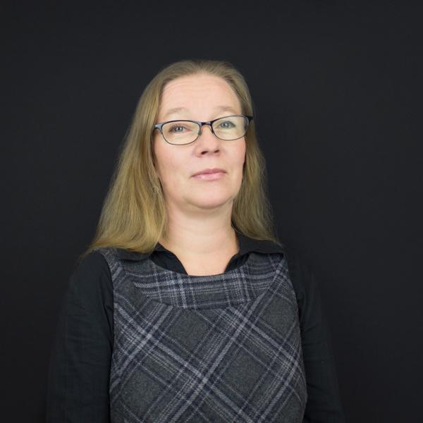 Marjut Borgenström