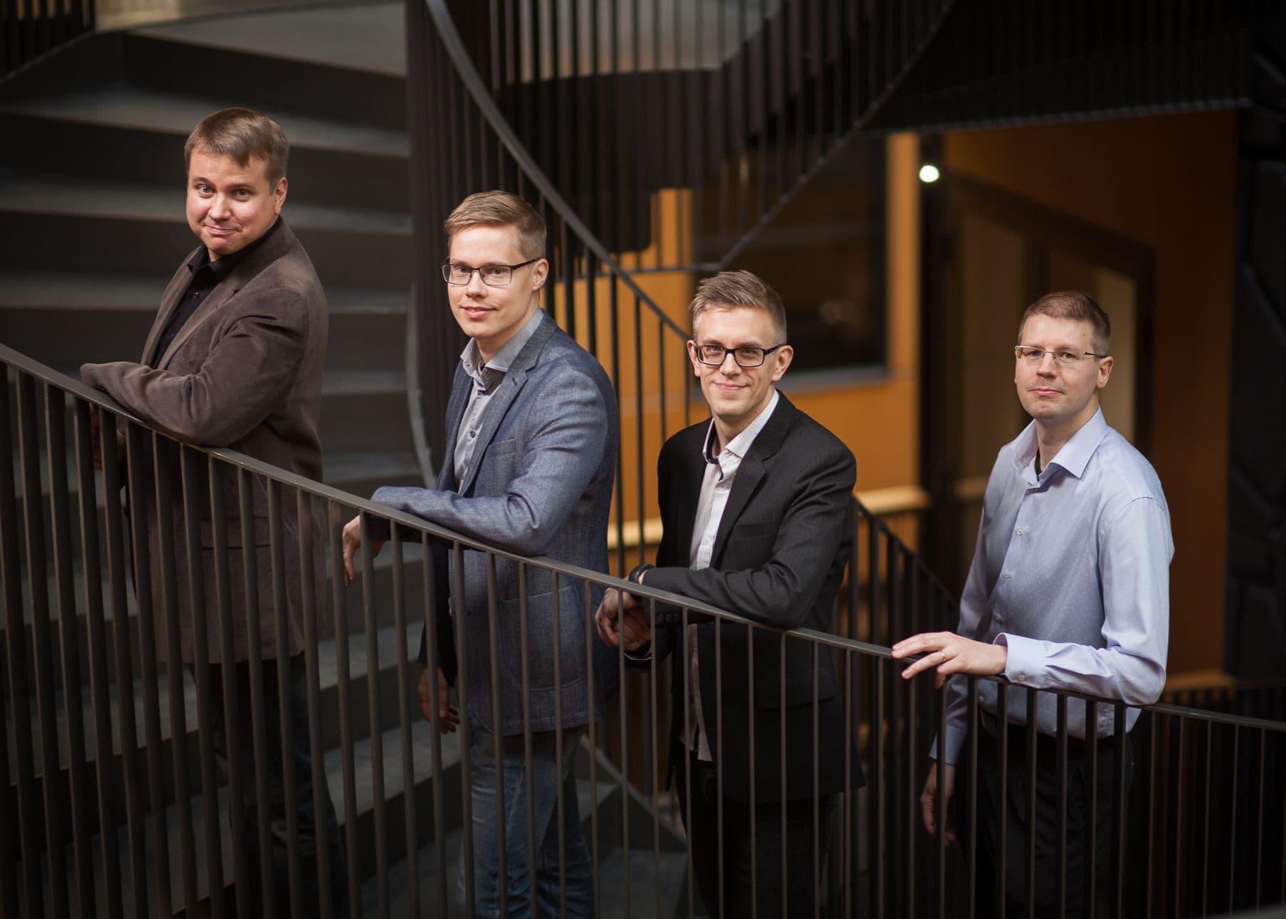 Cerenion_brain monitoring technology_core team