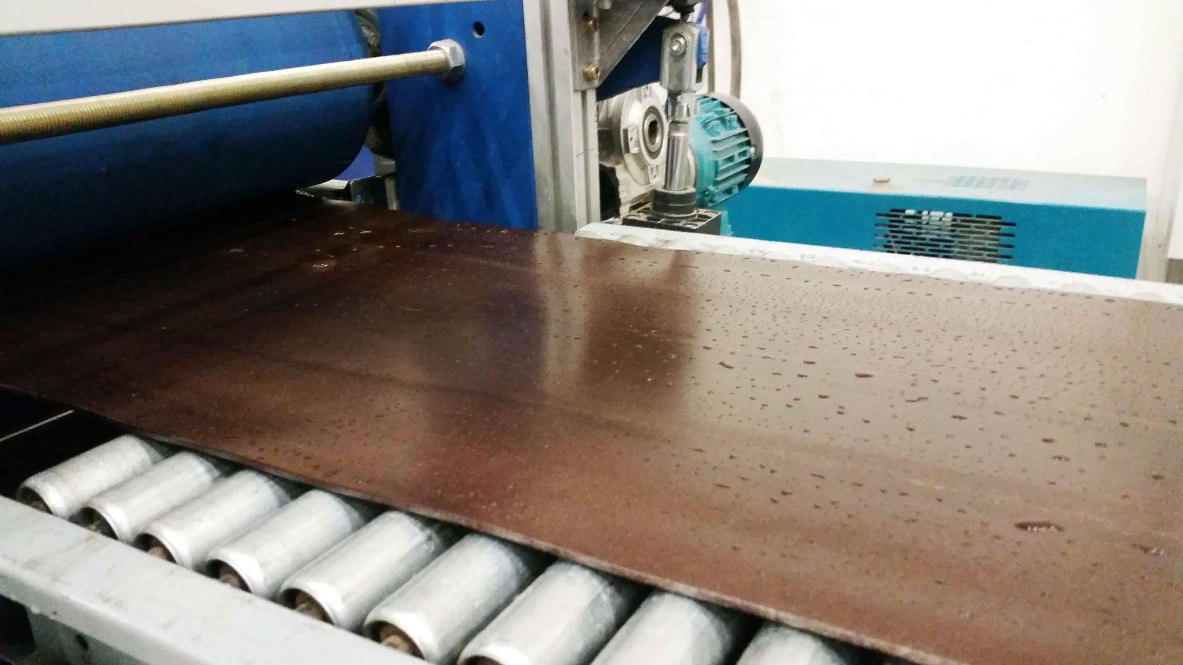 Conenor extruded composite panel