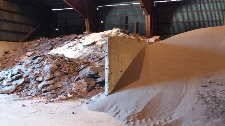 Finn Recycling_foundry sand