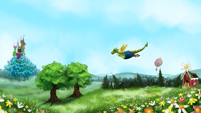 Pomenia_Lohikäärme ja kultaiset siivet