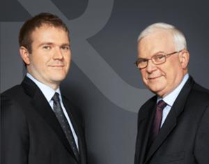 Kim and Björn Kolster